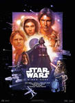 Star Wars IV : A New Hope - Movie Poster
