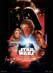 Star Wars III : Revenge Of The Sith - Movie Poster