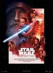 Star Wars VIII : The Last Jedi - Movie Poster