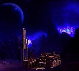 ARAI -- moon base (final version) by blackcherryangel