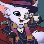 Gnar Icon - Commission by kittenlotl