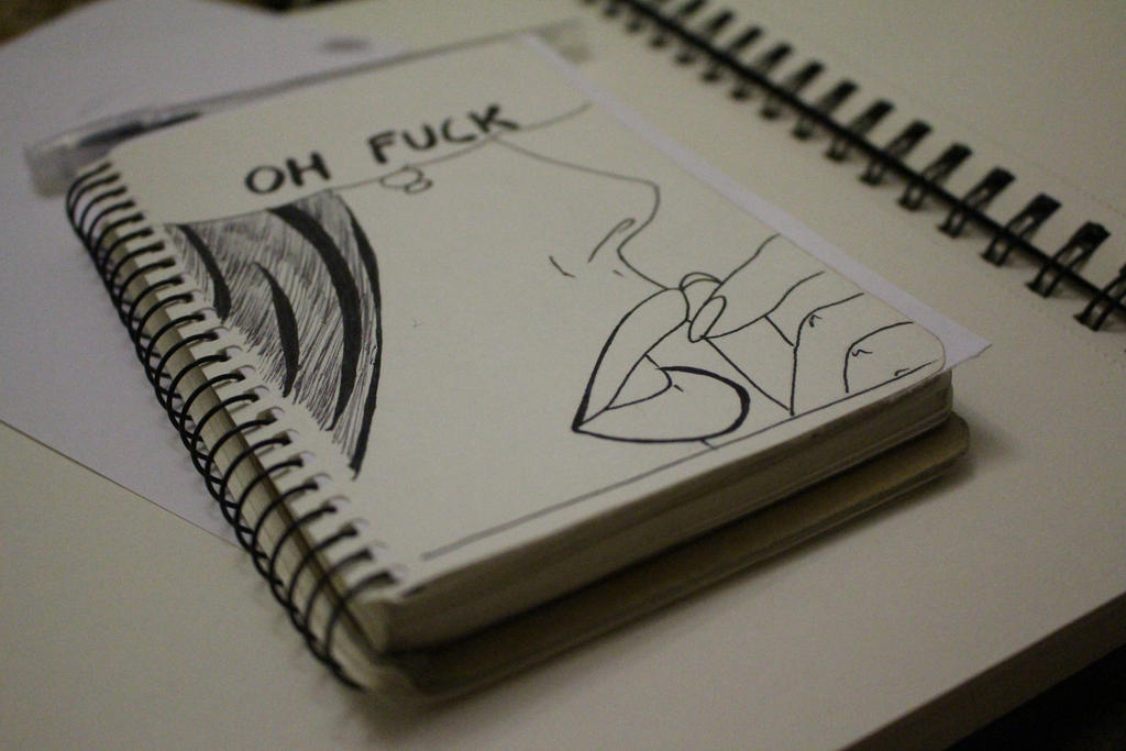 Smth like [Oh, f_ck] by Margoshkagrs