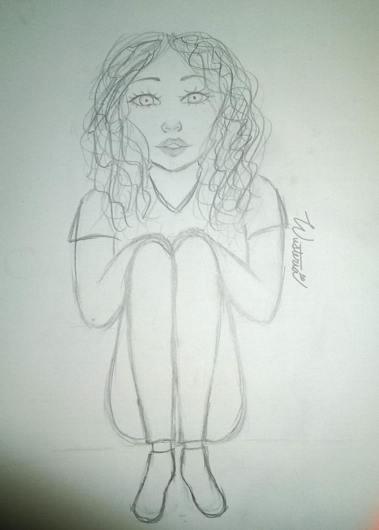 Rough Sketch by Wisteria20