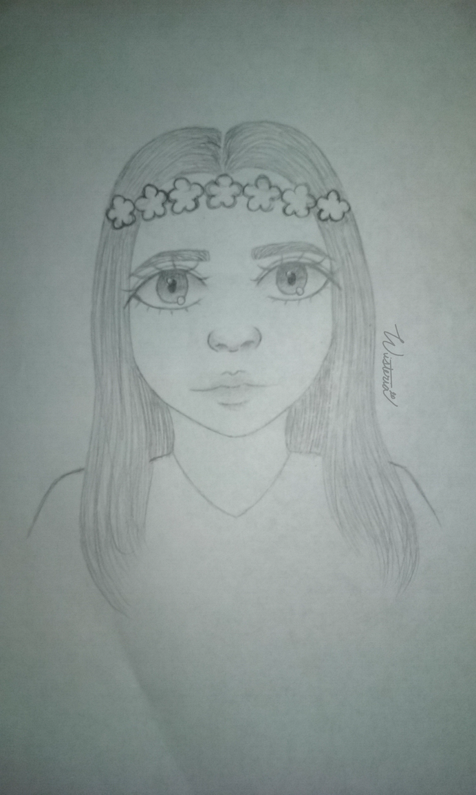 Flower Headband by Wisteria20