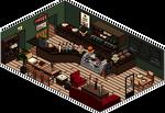 Petit Cachette pixel