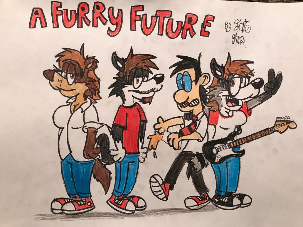 A Furry Future by Fox-Jake