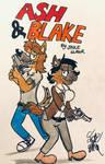 Ash and Blake