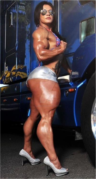 Milf Got Muscles 11