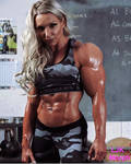 Bodybuilding Babe