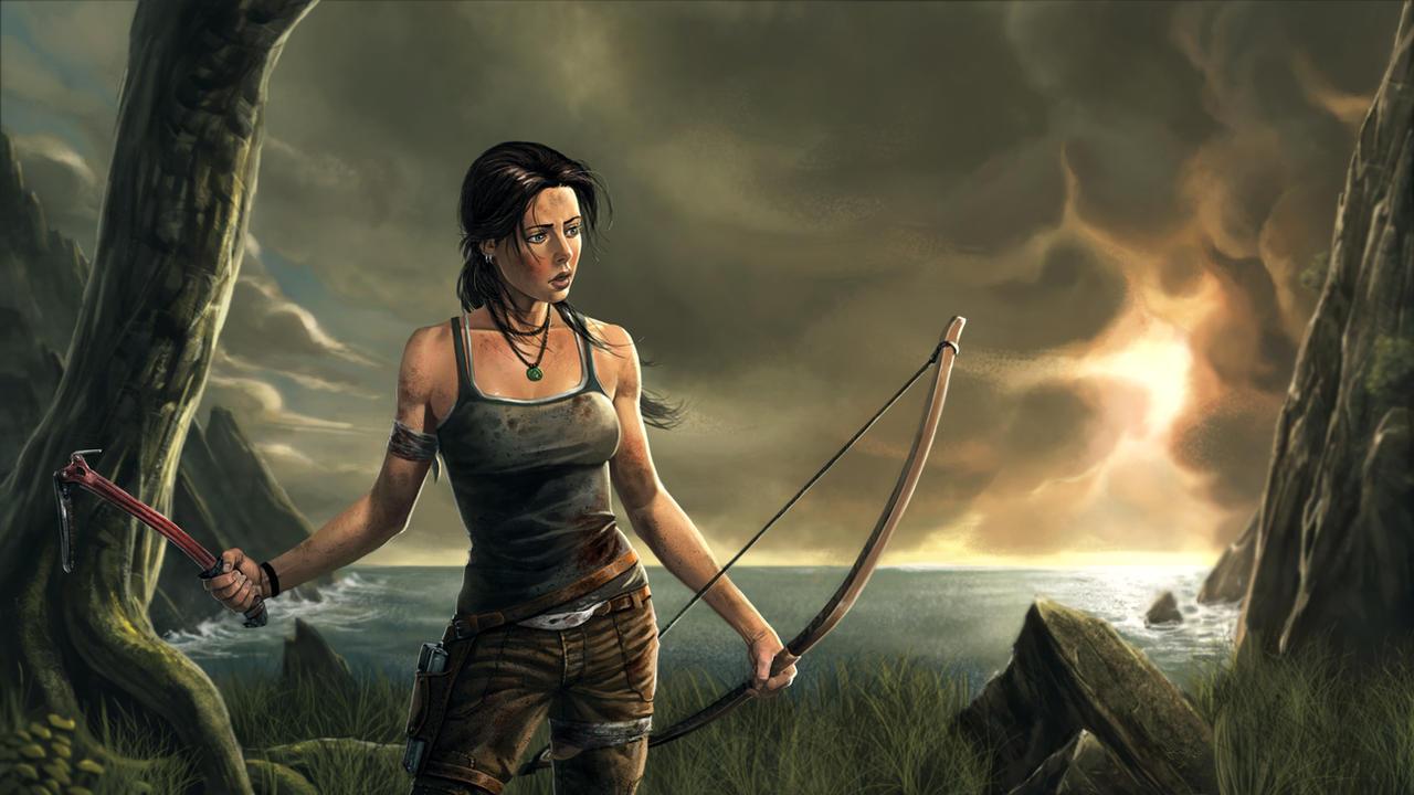Tomb Raider Reborn Contest Entry 2 by Toramarusama