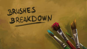 Video (link in description): My brushes