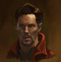 Dr Cumberstrange 1h portrait