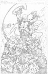 God of War by Toramarusama