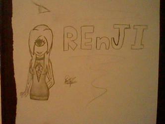 Renji (Redraw) by DJAnime101