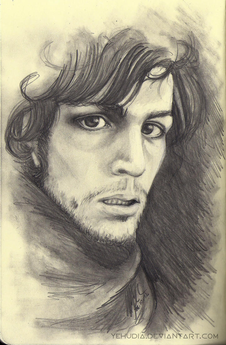 Syd Barrett by Yehudiah