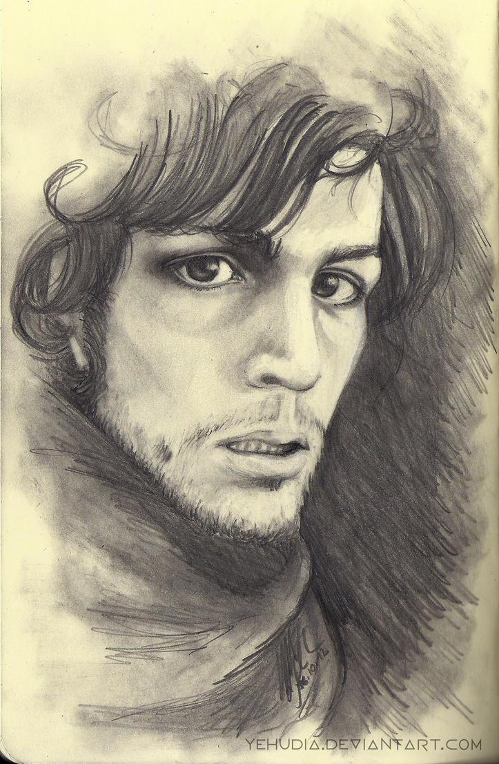 Syd Barrett by Yehudiah