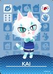 KAI - Custom Amiibo Card