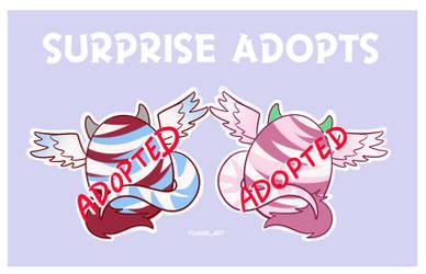 (CLOSED) - Surprise Kemono Adopt Auction