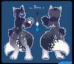 Kemono reference - Yoru