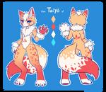 Kemono reference - Taiyo