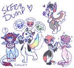 Sketch Dump - Freebies