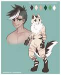 [CLOSED] Werewolf Adopt Auction