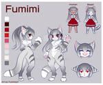 Reference sheet - Fumimi
