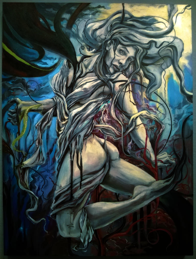 Lucid Lyra by thyghostboy