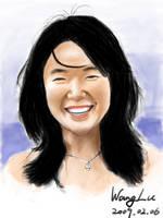 Girl Portrait - smy by coolwanglu