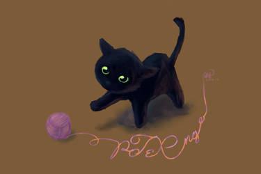pTeX Cat