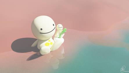 Tomy Sunshine Buddies by coolwanglu