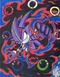 DarkSpine Sonic - Archie Style by BlueBlurBlade