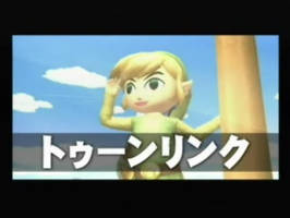 Toon Link in SSE by Mastercamera
