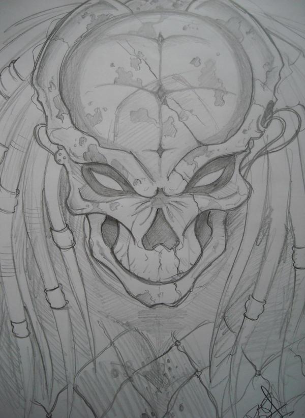 skull face predator by AsatorArise on DeviantArt