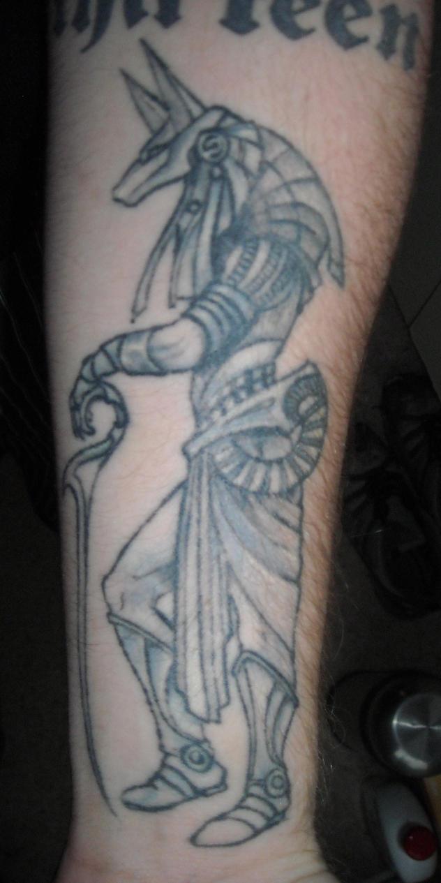 anubis tattoo by AsatorArise on DeviantArt