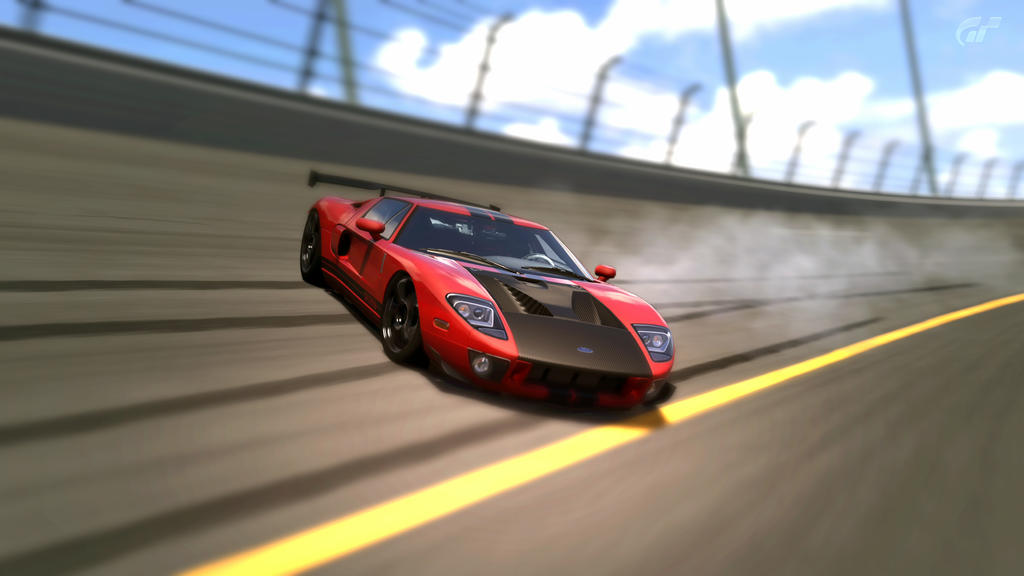 ford gt supercars drift - photo #7