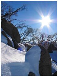 Sunny Snow by GoOdz