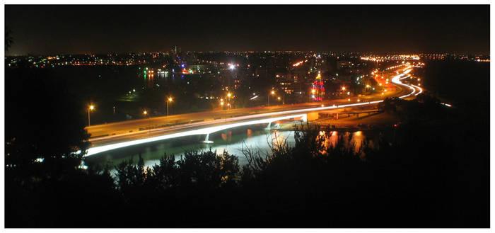 Narrows Bridge Perth by GoOdz