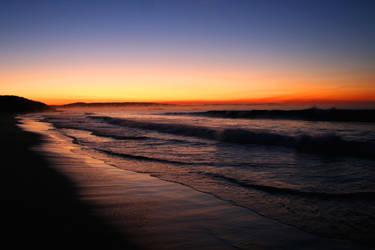 Beach sunrise 1 by GoOdz