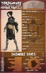 Yuurei Ohame - Hardy Genin by Hirnfutter