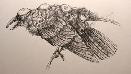 Eyebird by Hirnfutter