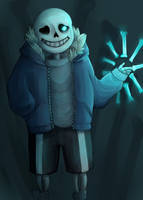 more skeleton by Hirnfutter