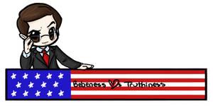 Colbert Cartoon: Signature