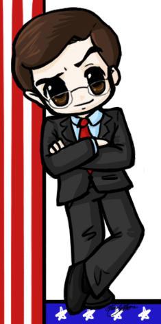 Colbert Cartoon: Lean by MicahJo