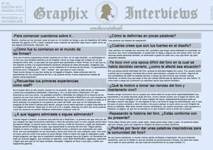 Graphix Interviews #1