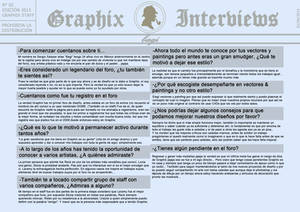 Graphix Interviews #2