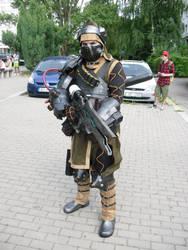 Mercenary cosplay 03
