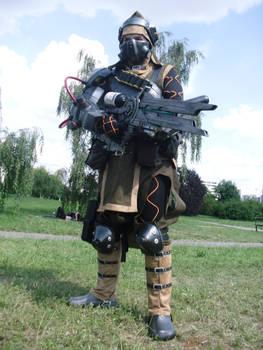 Mercenary cosplay 04