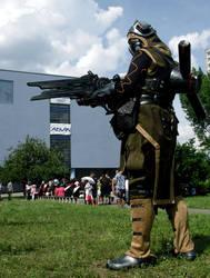Mercenary cosplay 05