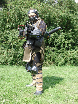Mercenary cosplay 07